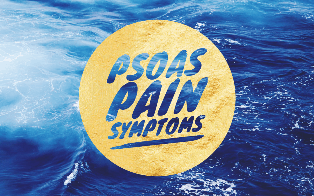 Psoas Pain Symptoms
