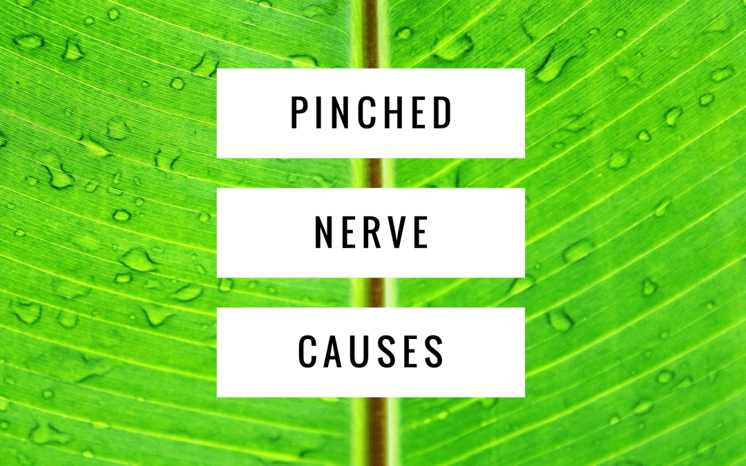 Pinched Nerve Causes