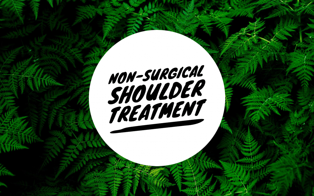 Non-Surgical Shoulder Treatment