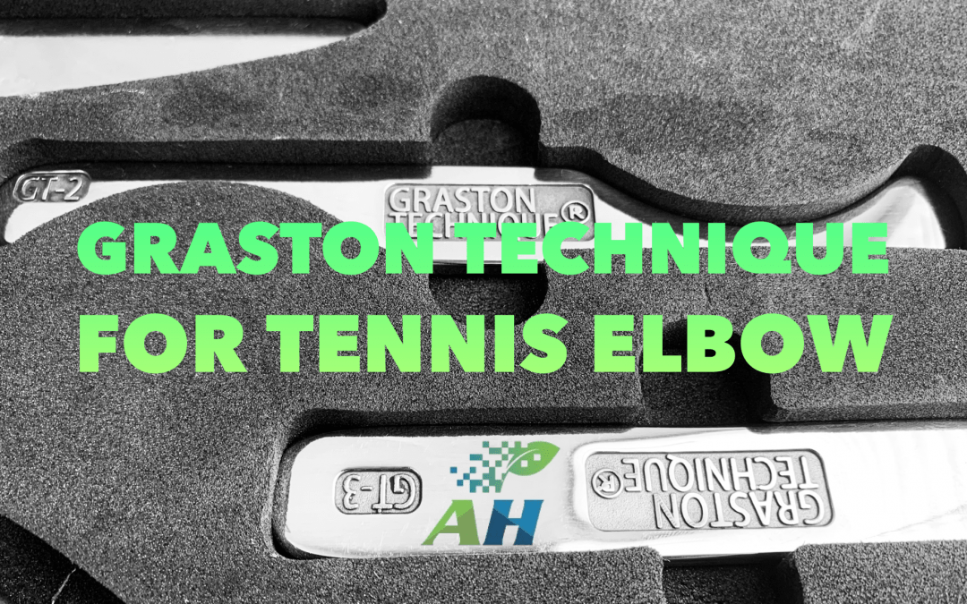 Graston Technique for Tennis Elbow