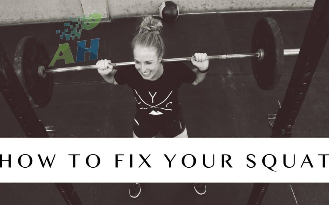 5 Common Squat Problems (with 5 Easy Fixes)